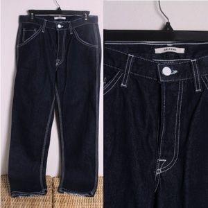 NWT Grlfrnd Janice Carpenter Straight Leg Jeans 27